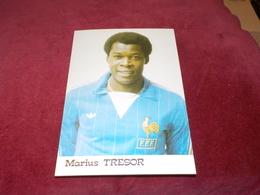 CARTE POSTALE MARIUS TRESOR - Soccer