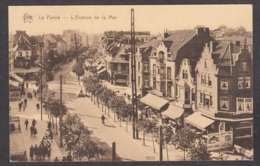 104622/ DE PANNE, Avenue De La Mer, Zeelaan - De Panne
