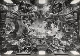Roma - Cartolina Antica VOLTA AFFRESCATA DI A. Pozzo S. J., Chiesa S. Ignazio, Brunner & C. - OTTIMA R23 - Religione & Esoterismo