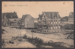 104623/ DE PANNE, Groupe De Villas - De Panne
