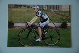 CYCLISME: CYCLISTE : JOLIEN VERSCHUEREN - Cyclisme