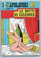 I Capolavori A Fumetti (C.E.A. 1973) N. 4 - Libri, Riviste, Fumetti