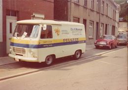 Camionnette Peugeot - Automobiles