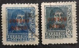 N° 182 Et 183 - Poste Aérienne