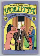 Voluttà(C.E.A. 1973) N. 4 - Libri, Riviste, Fumetti
