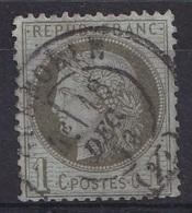 Année 1872 N° 50 - 1871-1875 Cérès
