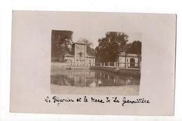 CARTE PHOTO - SAINT CREPIN IBOUVILLERS (Oise) - Le Pigeonnier Et La Mare De La Grenouillère - France