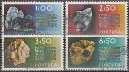 PORTUGAL1971 Nº 1119/22 USADO - Used Stamps