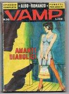 Albo Romanzo Vamp (CEA 1965) N. 30 - Libri, Riviste, Fumetti