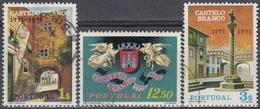 PORTUGAL1971 Nº 1123/25 USADO - Used Stamps