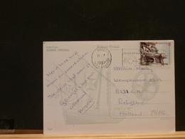 85/940  CP PORTUGAL  TO HOLLAND  1997 - 1910-... República
