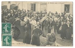 PIONSAT (63, Puy De Dôme) - Le Marché Aux Oeufs - Beau Plan Animé Sur La Place - Altri Comuni