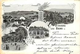 DIVONNE Les BAINS-1899 - Divonne Les Bains