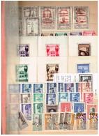 Lot Varia - Spanish Civil War Labels