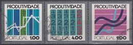 PORTUGAL1973 Nº 1176/78 USADO - Used Stamps