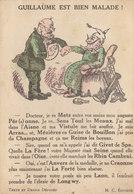 Militaria  :  Guillaume Est Bien Malade   ////   JANV. 20 ///  N° 10383 - Patrióticos