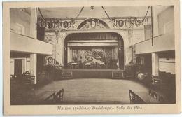 Dudelange - Maison Syndicale - Salle Des Fêtes - Düdelingen