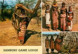 KENYA FEMMES SEINS NUS SAMBURU GAME LODGE - Kenia