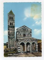 Sassari - Abbazia Di Saccargia - Con Erinnofilo - Viaggiata Nel 1960 - (FDC19487) - Sassari