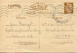 BERGERAC. 1940. Hopital Complémentaire Chanzy - Guerra De 1939-45