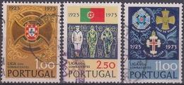 PORTUGAL1973 Nº 1203/05 USADO - Used Stamps