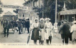 97D...Sablaises Sortant Du Bal Du Casino Des Pins - Sables D'Olonne