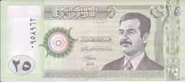 IRAK   25 Dinars  2001   -- UNC --   Iraq - Iraq