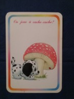 (R1) Morehead On Joue à Cache - Cache ? Petit Dalmatien Sous Un Champignon. - Unclassified