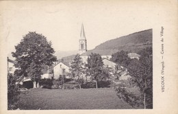Vosges - Vecoux - Centre Du Village - France