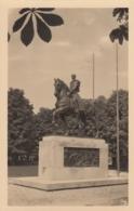 Ljubljana - Monument King Aleksandar I Postcard + Comm.Postmark 06.IX.1940 - Slowenien
