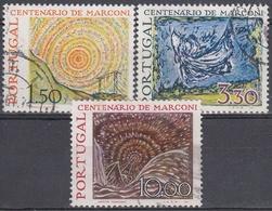 PORTUGAL1974 Nº 1217/19 USADO - Used Stamps