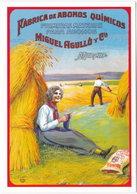 Gf. Publicidad. Fabrica De Abonos Quimicos MIGUEL AGULLO Y Cia. Murcia. 3221 - Advertising