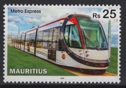 Mauritius - Maurice (2019) - Set -  /  Train - Locomotive - Railway - Tren - Eisenbahn - Trains - Eisenbahnen