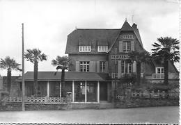 29 - FINISTERE - LANDEVENEC - HOTEL BEAUSEJOUR PROPRIETAIRE L. TARIDEC - ANNEES 60 - Landévennec