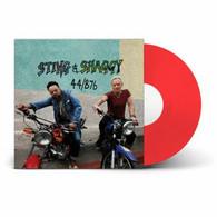 Sting & Shaggy - 33t Vinyle Rouge - 44/876 - Neuf & Scellé - Collectors