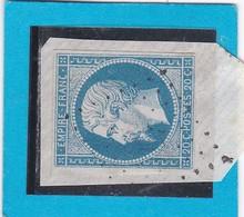 N° 14 A   PC  665  CAYLUX ( 85 )  TARN ET GARONNE  - REF 12914 - IND 7 - COTE 30€ - 1853-1860 Napoléon III
