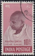 India      .    SG  .    308      .       O         .     Cancelled       .   /   .     Gebruikt - 1936-47  George VI