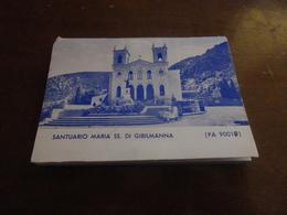 SANTUARIO MARIA SS.DI GIBILMANNA (PA) IL ROSARIO DELLA MADONNA - PAGINE 79-1975 - Vecchi Documenti