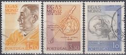 PORTUGAL1974 Nº 1249/51 USADO - Used Stamps