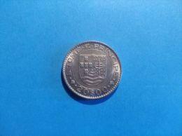 Sao Tomè E Principe 20 Cent 1971 - Sao Tome En Principe