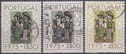 PORTUGAL1975 Nº 1252/54 USADO - Used Stamps