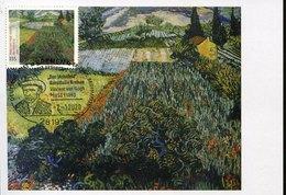 50741 Germany, Maximum 2020  Painting Of Vincent Van Gogh,  Mohnfeld, - Arte