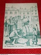 LIEGE  1914-1915 -  Le Marchand De Pétrole - Luik