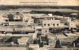 MAROC  OUJDA  Vue Générale Prise Du Haut Du Minaret  ..... - Marocco