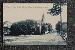 2088/ VIELSAM - Eglise, Hôtel De Balle Vue,Tribunal De L'Ancien Comté De Salm - Vielsalm