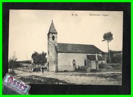 DEUX C.P.A - CAMPRIEU .Vue Générale - L'Eglise (rectos Versos) - Sonstige Gemeinden