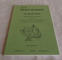 A1565[Tijdschrift] Eigen Schoon En De Brabander, LXXIX Jg., Nr. 7-8-9, 1996 [kermis Edingen Enghien Evere Affligem] - Histoire