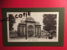 CPA LILLE, Porte De Paris  Edition A. Verbeke, Tabacs, Début 1900, Sup - Lille