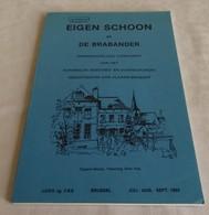 A1567[Tijdschrift] Eigen Schoon En De Brabander, LXXIV Jg., 7-8-9, 1992 [Gaasbeek Vorst Vossem Tervuren Brussel] - Geschiedenis
