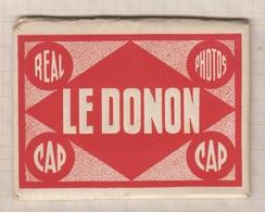 20A48 Carnet LE DONON 10 VUES PHOTOS - Frankreich
